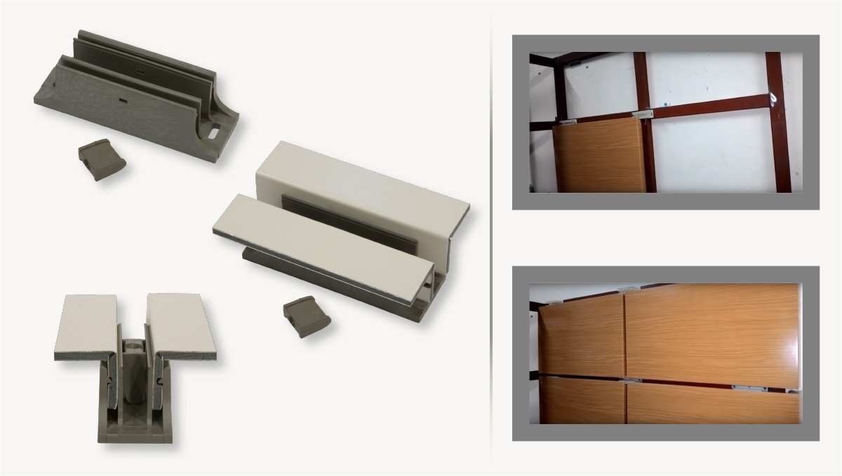 Composite Panels system B
